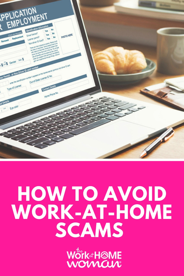 Learn how to dodge work-at-home scams and find legitimate work-at-home jobs and business opportunities.#workfromhome #jobsearch #job via @TheWorkatHomeWoman