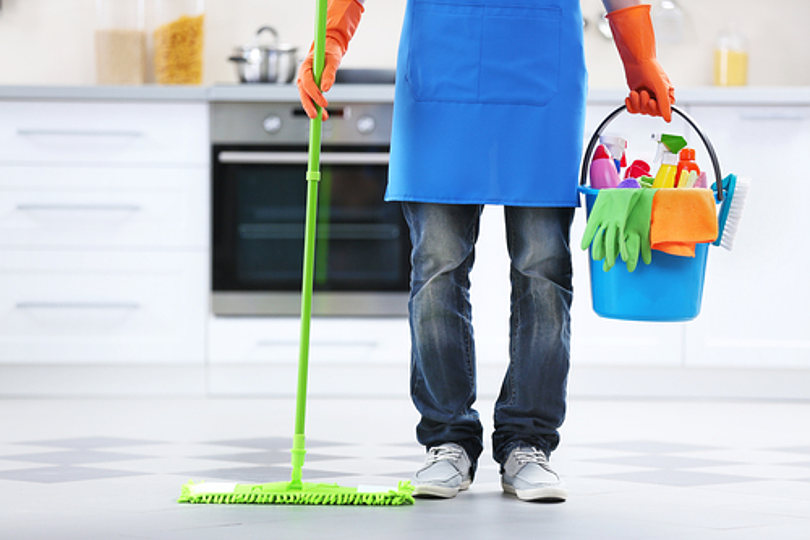 Cleaning service business idea