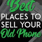 Best places to sell your old phone pinterest pin