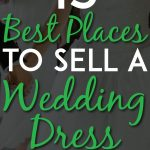 Best places to sell a wedding dress pinterest pin