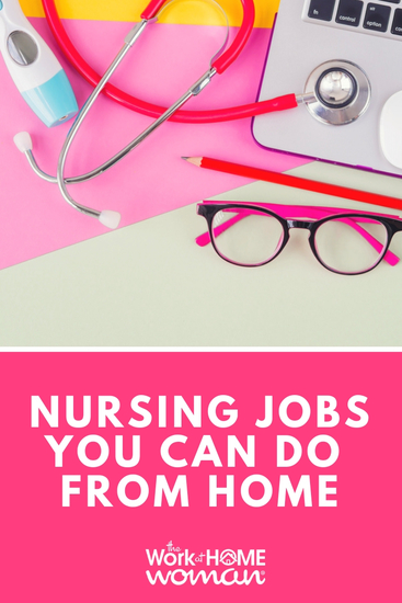If you're looking to leave the clinical environment and ditch the commute, here are some great home-based and online nursing jobs to check out. #onlinejobs #nursing #nurse #nurses #jobs #workathome #workfromhome #remote #career #jobsearch https://www.theworkathomewoman.com/remote-jobs-nurses/ via @TheWorkatHomeWoman