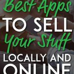 best apps to sell your stuff pinterest pin